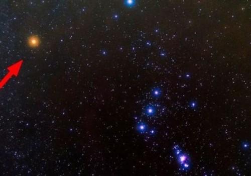 Betelgeuse, la estrella que se está desvaneciendo