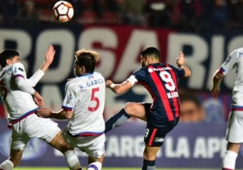 San Lorenzo superó a Nacional por 3 a 1 en…