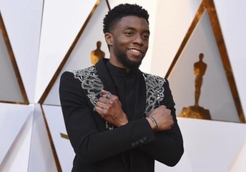 "Muere Chadwick Boseman, el actor de ""Black Panther"""