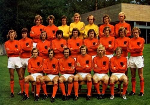 Holanda, la legendaria