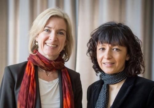 Dos científicas creadoras de la edición del genoma humano