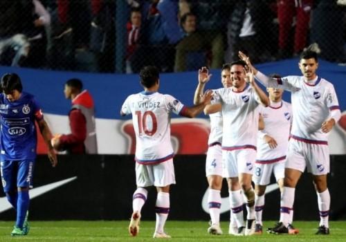 Nacional superó a Sol de América por 1 a 0…