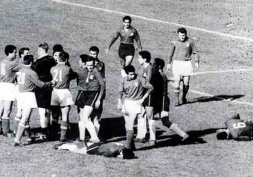 Chile 1962: el Mundial más sucio de la historia