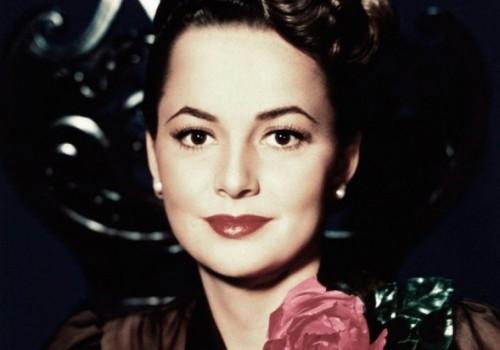 Murió Olivia de Havilland, leyenda de Hollywood