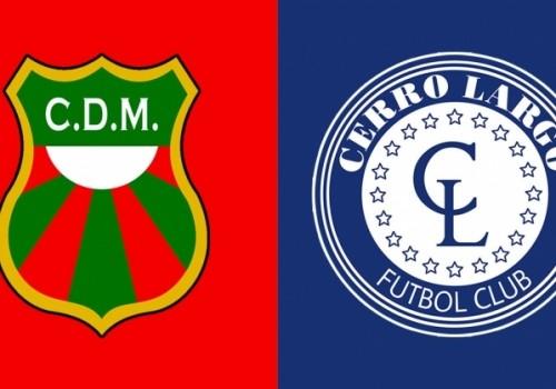 Deportivo Maldonado le empató en los descuentos a Cerro Largo