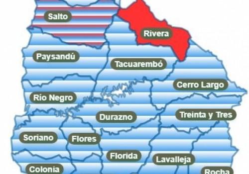 Los intendentes electos en los 19 departamentos